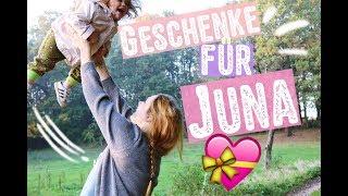 GESCHENKE FÜR JUNA | 2. GEBURTSTAG