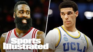 James Harden's $228 Million Extension, Lonzo Ball's Summer League | SI NOW | Sports Illustrated thumbnail