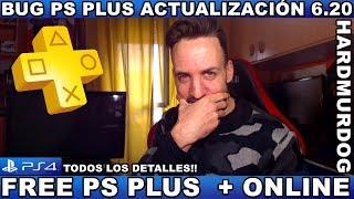 ¡¡¡BUG PS PLUS 6.20!!!