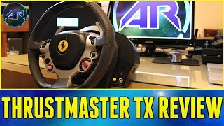 THRUSTMASTER TX 458 Racing Wheel Review (Xbox One/PC)