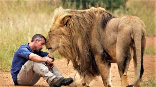 7 Strongest Friendships Between Humans and Wild Animals