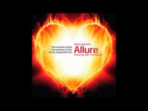 Tiësto presents Allure featuring Julie Thompson  Somewhere Inside