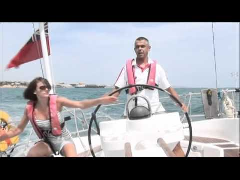 Part 3- Coastal Skipper Sailing Tuition