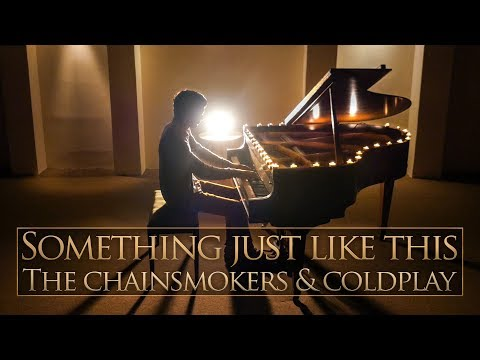 Something Just Like This The Chainsmokers & Coldplay - Piano Orchestral Pop Cover by David Solis