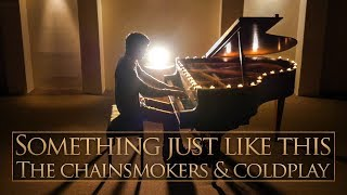 'Something Just Like This' The Chainsmokers & Coldplay - Piano Orchestral Pop Cover by David Solis