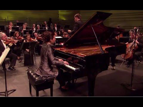 Yulianna Avdeeva Chopin Concerto 2 - Folle journée Nantes 2015