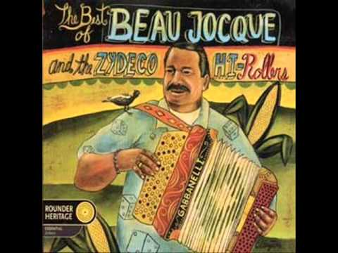 Beau Jocque and The Zydeco Hi-Rollers - Boogie Chillun