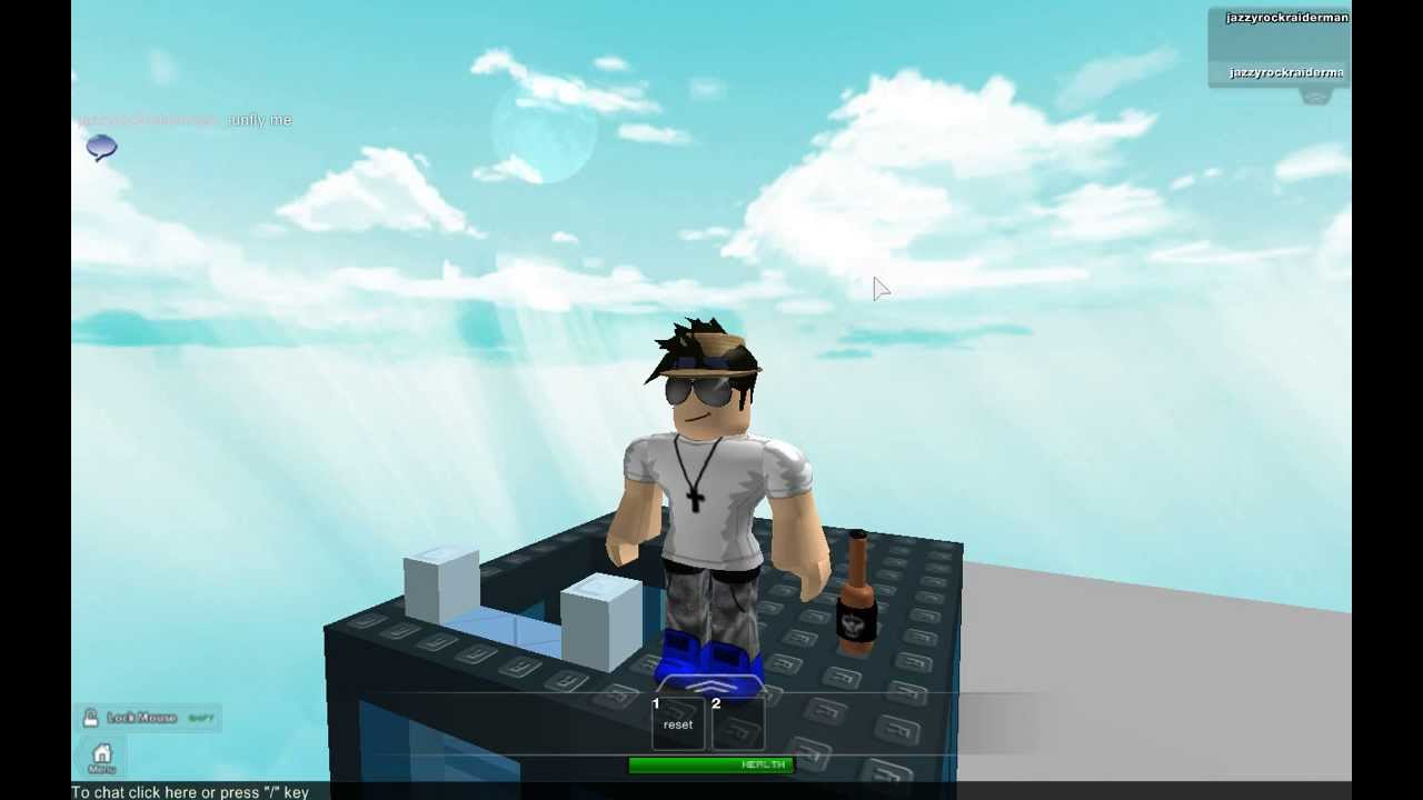 Hollywood Undead Bullet Roblox Version Youtube