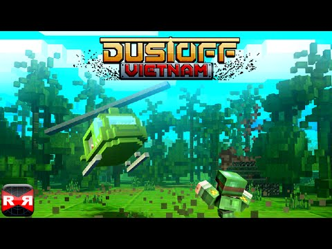 Dustoff Vietnam (by Invictus Games) - iOS / Android - Gameplay Video