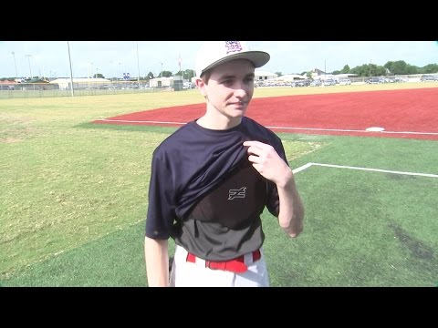 """Young pitcher returns to the mound after he """"died"""" on the field one year earlier"""