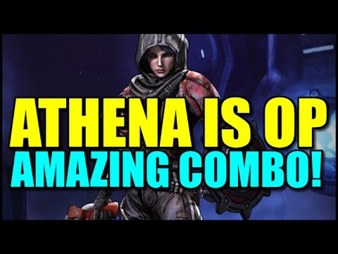 Over Powered Gladiator: Best Athena Weapon Combo So Far!
