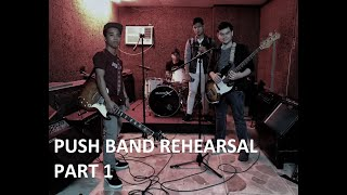 PUSH MNL Reheasal Part 1 (Galleria Food Arts & Music)