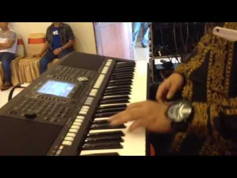 Sedap.!!!! Permainan Keyboard Batak Rafaelsitorus