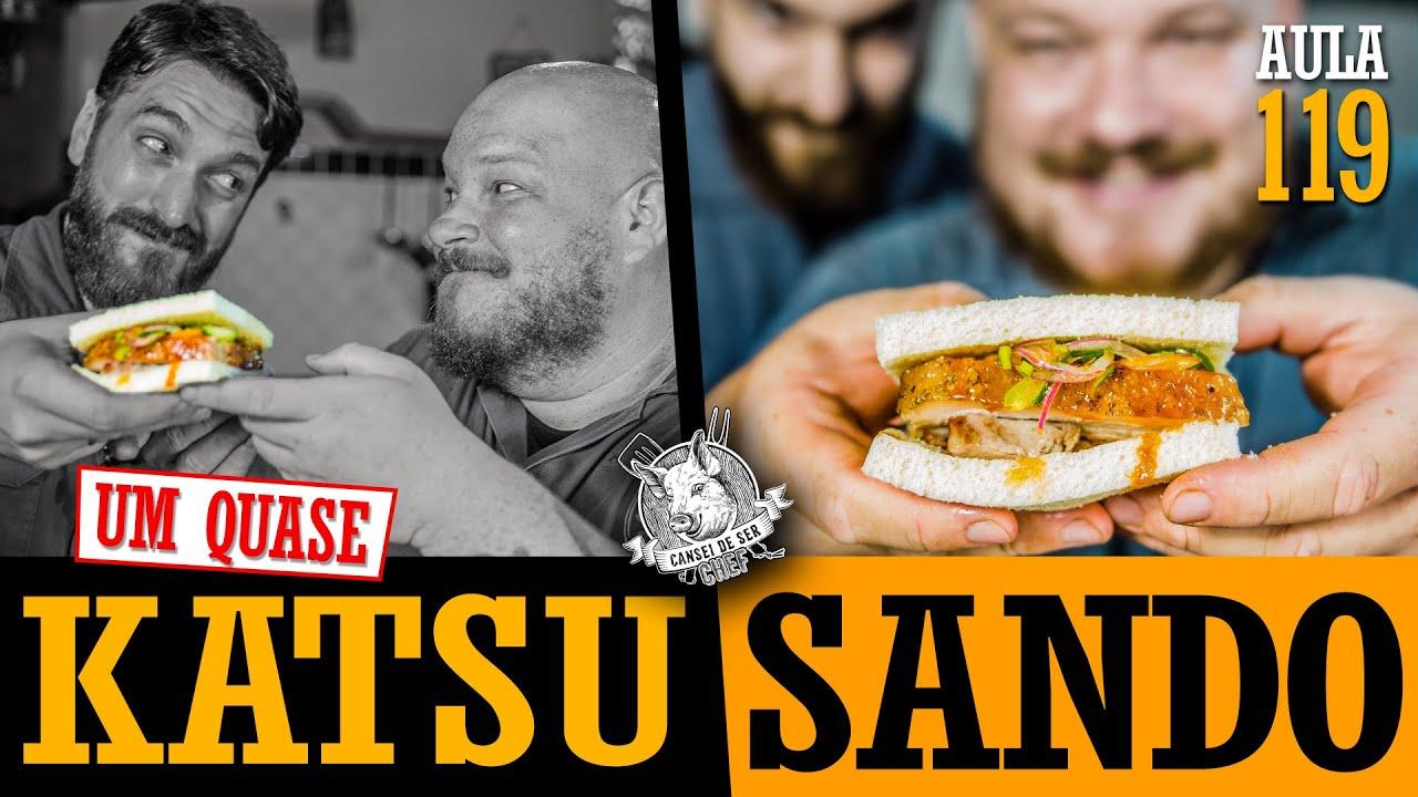 Katsu Sando feat. Arthur Fumis (sanduíche de barriga de porco) / Cansei de Ser Chef