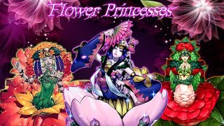 1000 subs special! ygopro duels Flower Princess Plant TCG banned list 2014.