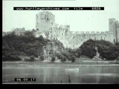 Pembrokeshire, 1940's - Film 6826