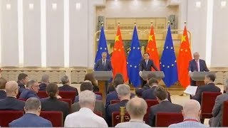 20th China-EU Summit: China and EU ready to set up communication mechanism