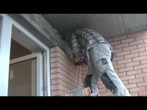 Как разобрать аккуратно стену из кипрпича из для повторного его использования.Демонтаж.