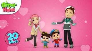 Download Video Koleksi Lagu Kanak-Kanak Islam | Sayang Anak Yatim & Lain-lain | Omar & Hana MP3 3GP MP4