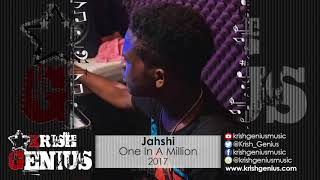 Jahshi - One In A Million - December 2017