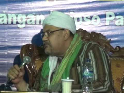 Ceramah Agama Oleh Habib Abubakar Almuhdlor Di Jarangan Rejoso Pasuruan