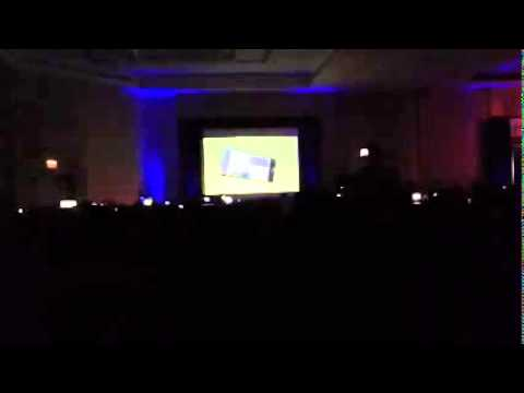 Presentation of the Telexmobile Extravaganza USA 2013