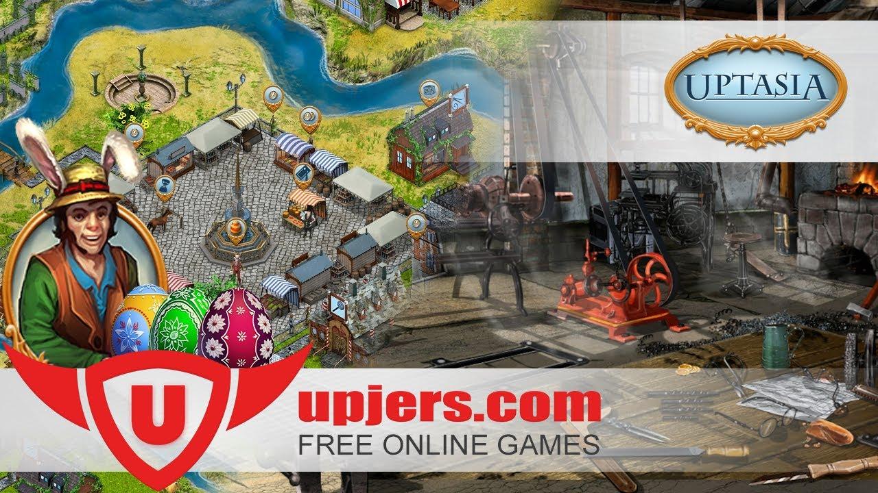 Upjers Spiele