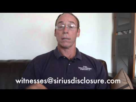"""Dr. Steven Greer – """"Call for New Witnesses"""": UFO, Secrecy, Cover Up, Free Energy +"""
