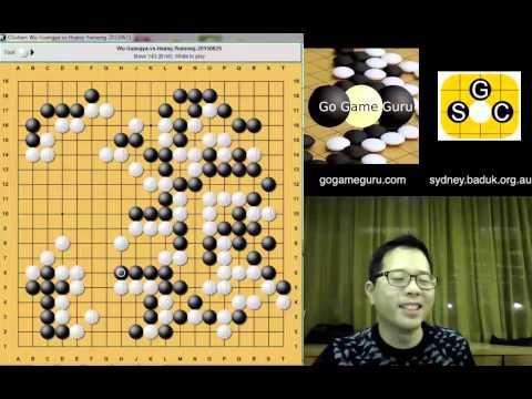 Wu Guangya vs Huang Yunsong - 2015 Chinese A League