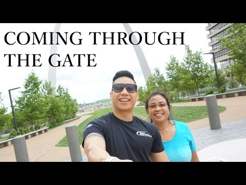 PRE-DEPLOYMENT SERIES Ep. 1 || Visiting St. Louis | Blessing Ceremony | Gateway Arch | Chinese Food