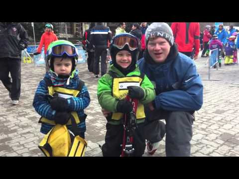 Become A Qualified Ski Instructor And Work For Whistler Kids