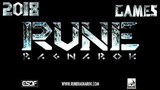 RUNE RAGNAROK 2018. Русский трейлер 2