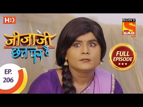 Jijaji Chhat Per Hai - Ep 206 - Full Episode - 22nd October, 2018