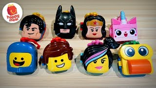 2019 Happy Meal Lego Movie 2 | Unbox Everything Philippines