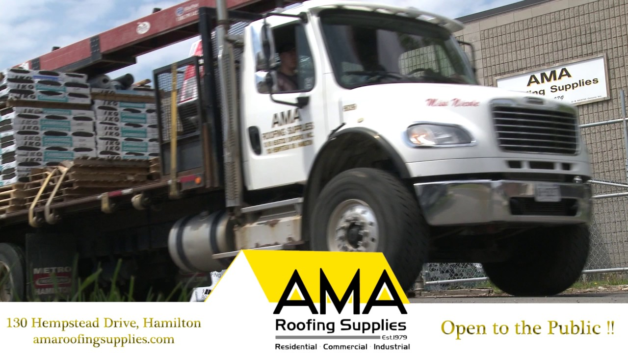 Ama Roofing Supplies Hamilton Roofing Supply Company Residential Roofing Supplies
