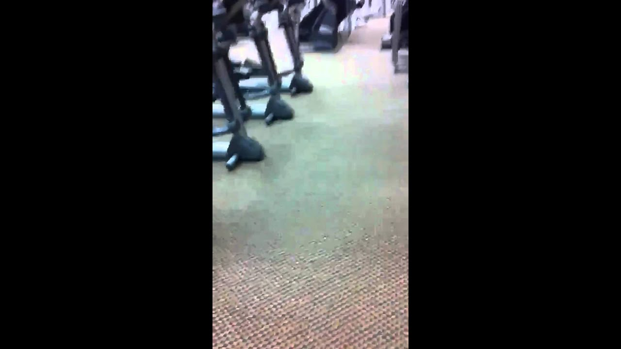 Lifetime Fitness Vernon Hills at midnight - YouTube