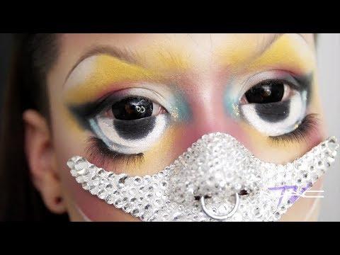 MAC Is Art: Hungry crafts distorted, alternate-universe drag | MAC Cosmetics