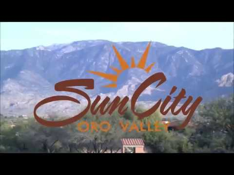 Welcome to Sun City Oro Valley