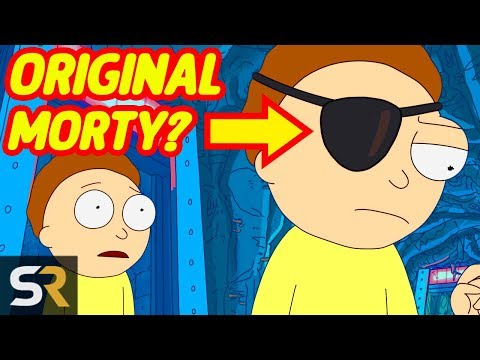 10 Evil Morty Fan Theories So Crazy They Might Be True