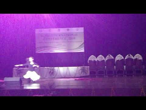 Performance at Dr Shakuntala Mishra National Rehabilitation University Lucknow|| Chunar ||ABCD2||