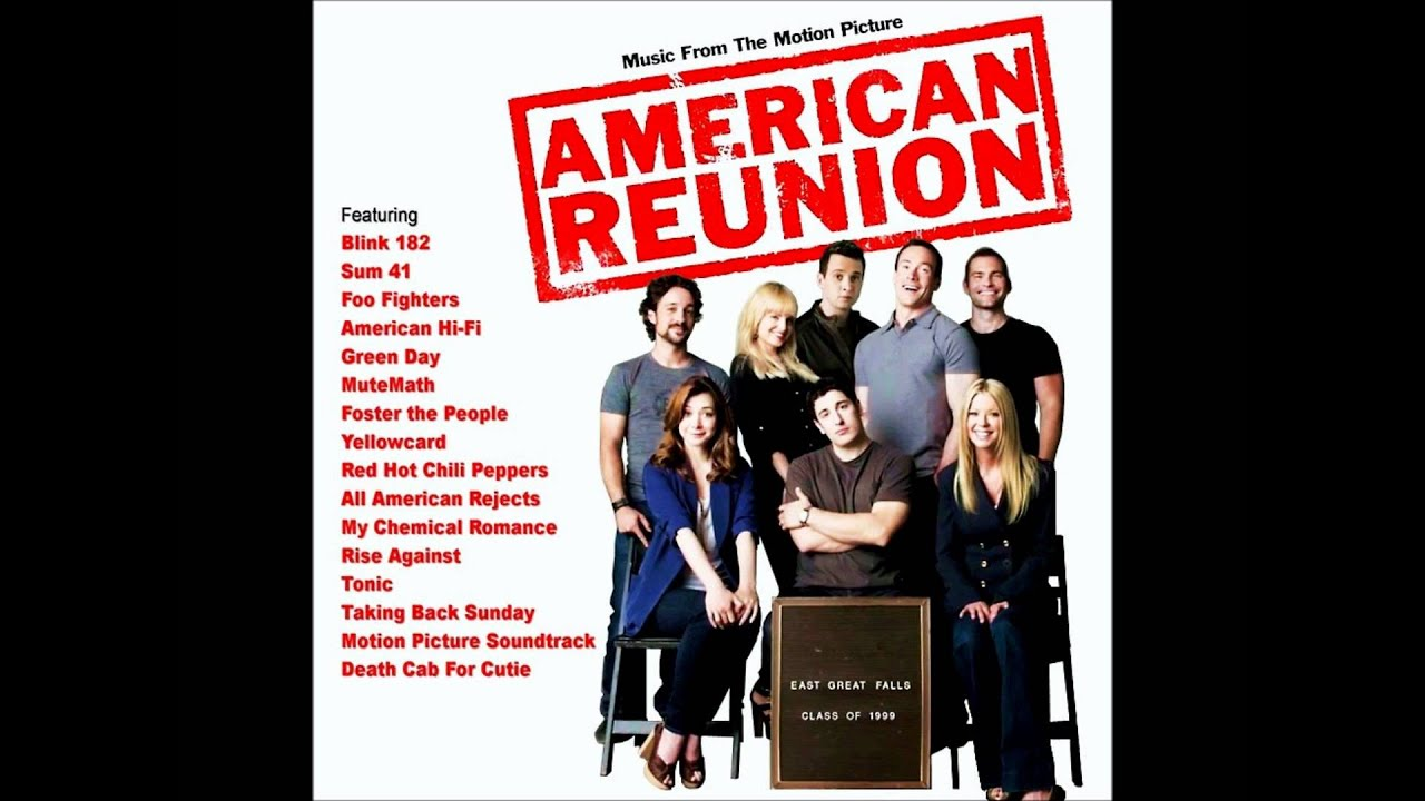 "American Reunion Soundtrack -- My Chemical Romance ""We don"