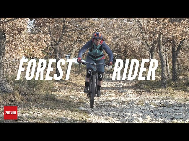 Riding in the Forest | Zhiyun Weebill LAB