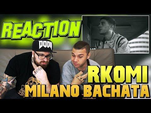 RKOMI - MILANO BACHATA ft. MARRACASH | RAP REACTION 2017 | ARCADE BOYZ
