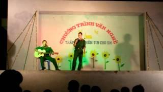 Màu hoa đỏ - Cover guitar Trường An