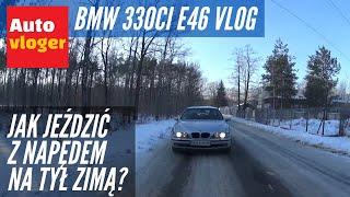 Jak jeździć BMW zimą żeby go nie rozbić?