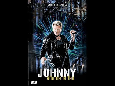 Que je t'aime Johnny Hallyday 1998 + paroles