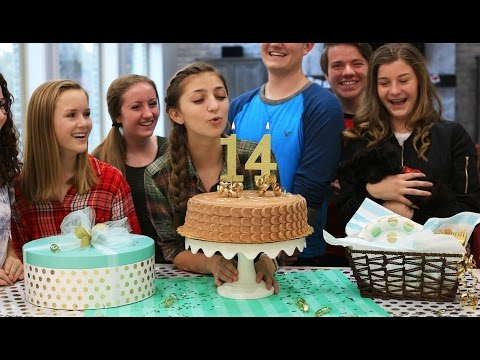 Christmas Morning and Kamri's 14th Birthday Party! | Behind the Braids Ep.21