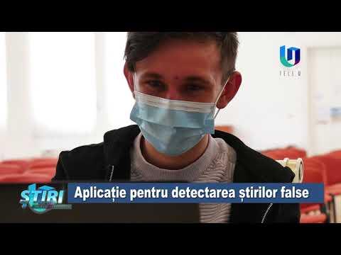 TeleU: Aplicație pentru detectarea știrilor false
