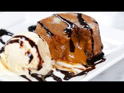 Download Youtube: Dulce de Leche Lava Cake