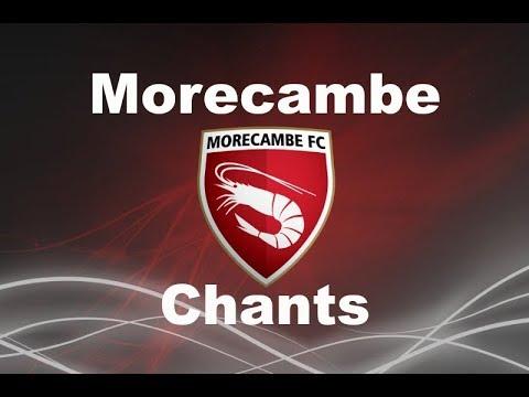 Morecambe's Best Football Chants Video | HD W/ Lyrics